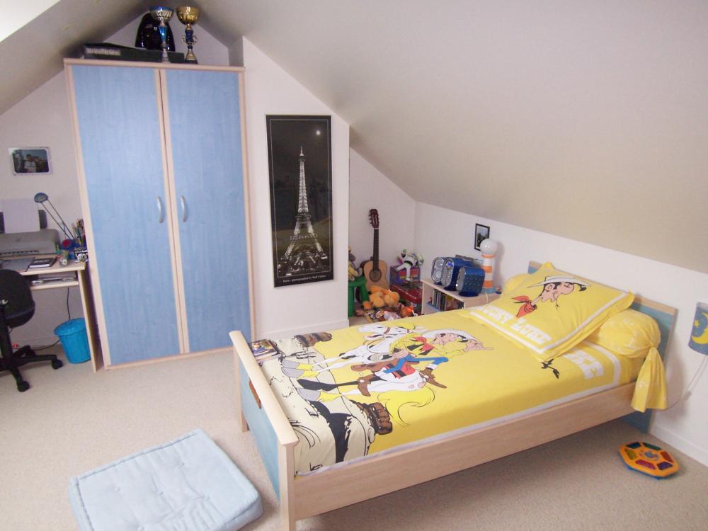 Chambre d 39 enfants am nagement de combles harnois for Photos chambres d enfants