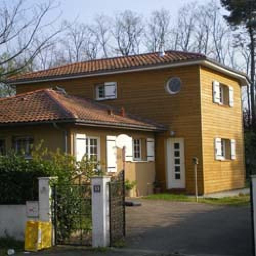 Surélévation toiture de maison