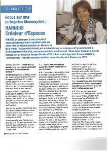 Focus sur l´entreprise Harnois